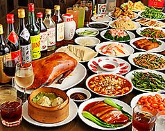 中華料理 謝謝のコース写真