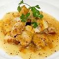 料理メニュー写真阿波トン豚 バラ肉マスタード煮込み