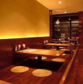 八雲 蕎麦 札幌パルコ店の雰囲気2