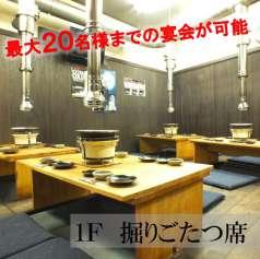 炭火焼肉 敏 横川店の特集写真