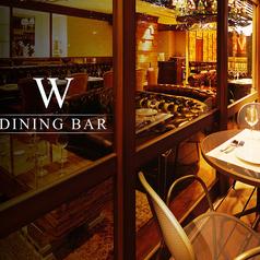DINING BAR W 祇園の雰囲気1