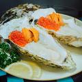 料理メニュー写真生牡蠣 (1ヶ)