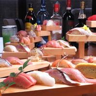 ◆こだわりの本格寿司◆