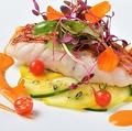 料理メニュー写真【ランチNo,1】一番人気・お魚とお肉料理のフルコース(全4品)4,000円 (税抜)