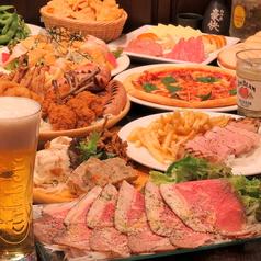 有明食堂ビアホフのおすすめ料理1