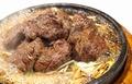 料理メニュー写真石焼ハラミステーキ 200g