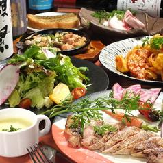 ヒトエナトゥーラ HITOe natura 西中島店のおすすめ料理1