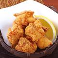 料理メニュー写真柚子香る軍鶏の唐揚げ