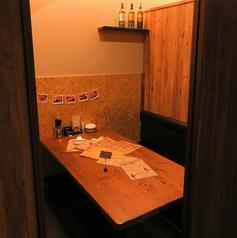 大人気の完全個室!記念日や誕生日、女子会等に!