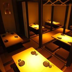 北海道海鮮居酒屋 いろりあん 時計台店の雰囲気1