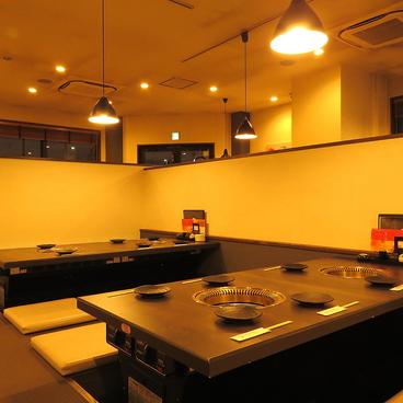 焼肉レストラン 十庵の雰囲気1