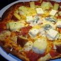 料理メニュー写真フォルマージピザ