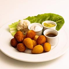 料理メニュー写真ベルギーフライドポテト