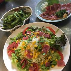花菜ぐし食堂のコース写真