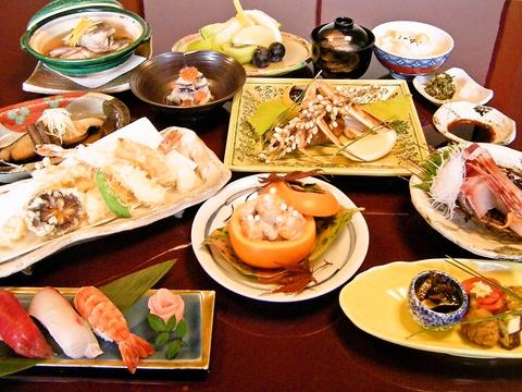 JR佐倉駅南口出てすぐ、ホテルリッチタイム内。お祝い・法事・各種宴会などに!