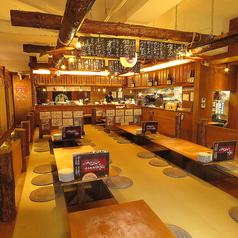 ルンゴカーニバル 極 原始焼き酒場 南1条西5の写真