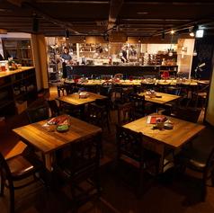 炭火とワイン 梅田店の写真