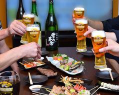 肉と魚の鉄板酒場 かさ家の写真