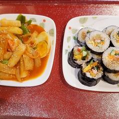韓国料理専門店 さらんばんのおすすめランチ2