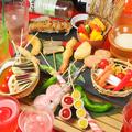 串カツ 博多空気椅子酒場 赤星のおすすめ料理1