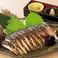 料理メニュー写真【千葉県銚子港水揚げ】〆鯖の炙り刺し