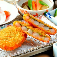 名物!しそ香る海老カツは絶対に食べたい逸品!!