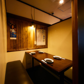 好立地居酒屋!ドア付き個室も完備しております!雰囲気抜群ですので、デートや接待をはじめ昼宴会や女子会などにも最適です。