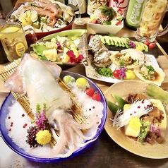 海鮮酒場 UROKOのおすすめ料理1