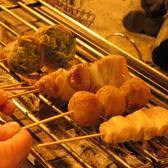 焼きたて!揚げたて!作り立て!出来上ってすぐのお料理は、旨味が閉じ込められた状態なので、口の中に入れた瞬間に美味しさが溢れ出ること間違いなし!ただしアッツアツなのでご注意ください!
