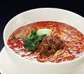 料理メニュー写真濃厚白胡麻坦々麺