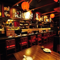 漁師町の飲み屋さん♪イメージの栄の海鮮居酒屋 奥志摩
