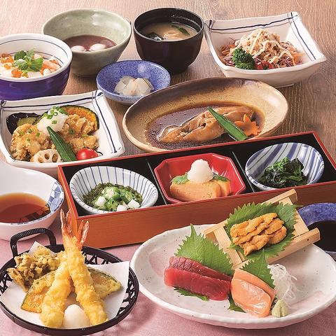 【すみれコース】お料理10品 2700円(税込)