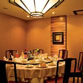 四川飯店 ホテルロイヤルオリオン内の雰囲気2