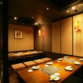 ご宴会に最適な最大20名様の個室