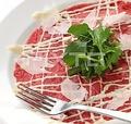 料理メニュー写真八甲田和牛のカルパッチョ