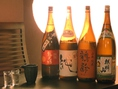 日本酒一例 【想天坊】【〆張鶴 純】【鶴齢】【麒麟山】など
