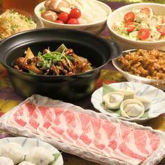 鳥の鍋のおすすめ料理1
