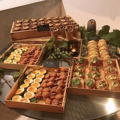 sharing a table COTTONWOOD コットンウッドのおすすめ料理1
