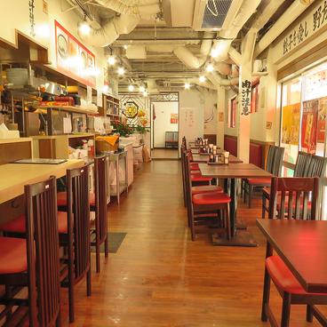 元祖麻婆豆腐 野方店の雰囲気1