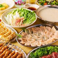 お料理は100円台~。お手頃価格の逸品をご用意!