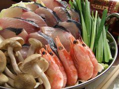 海鮮よせ鍋  (要予約)