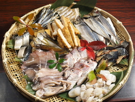 まずは…旬の魚の干物イロイロよりお好きなものを!!