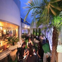 厚木アーバンホテル ビアガーデンの雰囲気1