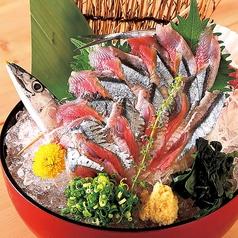 料理メニュー写真秋刀魚の刺身