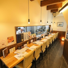 舞鶴魚料理 魚源の雰囲気1