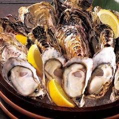 料理メニュー写真【兵庫県室津産】 活〆牡蠣