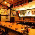 炭焼 浪漫家 昭和食堂 四条烏丸店の雰囲気1
