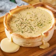 とろ~りチーズの手作りシカゴピザの食べれるお店♪