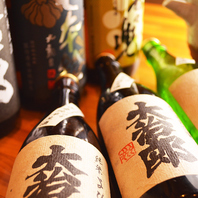 日本酒きき酒セットもあります♪