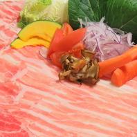 『しゃぶしゃぶ・寿司 食べ放題』は2680円(税抜)~♪